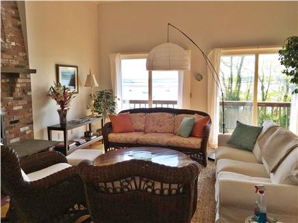 Downtown Chatham Cape Cod vacation rental - Living Room with waterview