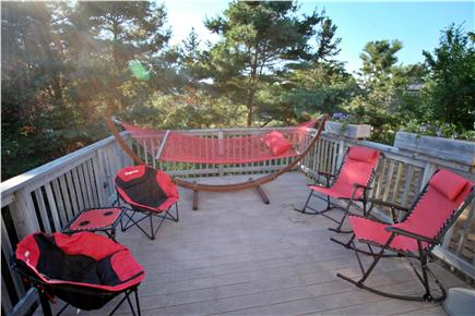 Provincetown Cape Cod vacation rental - Master Bedroom balcony
