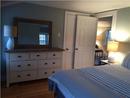 Harwich Cape Cod vacation rental - Upstairs Master Bedroom