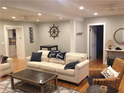 Harwich Cape Cod vacation rental - 1st Floor Family room