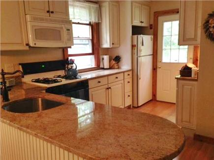 East Orleans Cape Cod vacation rental - Well stocked modern kitchen