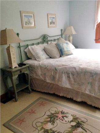 East Orleans Cape Cod vacation rental - King size bed 2nd floor large walk in closet and bureau and TV