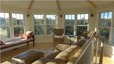 Orleans Cape Cod vacation rental - Take a nap, read or enjoy a glass of wine in the tower