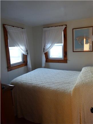 North Truro Cape Cod vacation rental - Front Bedroom