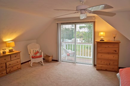Chatham Cape Cod vacation rental - Master suite balcony