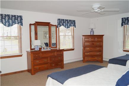 Chatham Cape Cod vacation rental - Second bedroom showing other furnishings