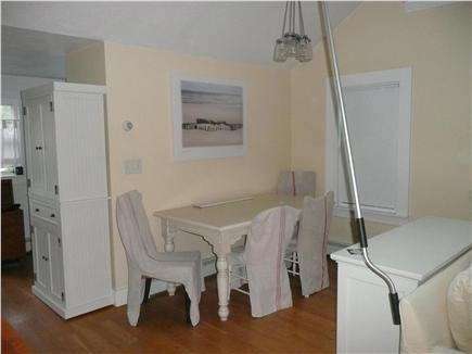 Dennisport Cape Cod vacation rental - Dining area