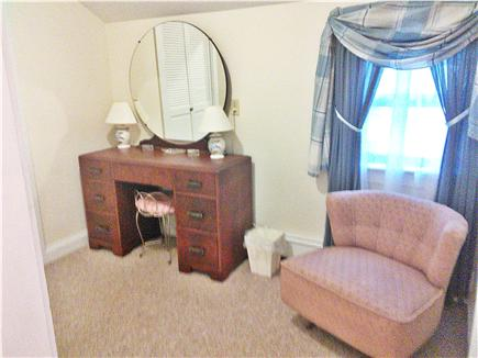 Brewster Cape Cod vacation rental - Dressing area adjacent to Master Bedroom
