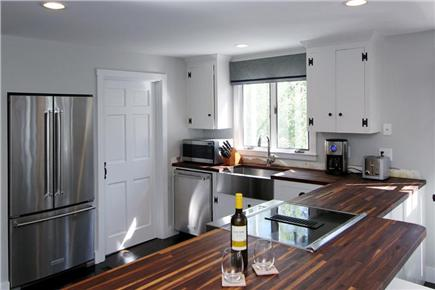 Orleans Cape Cod vacation rental - Refurbished kitchen fully stocked