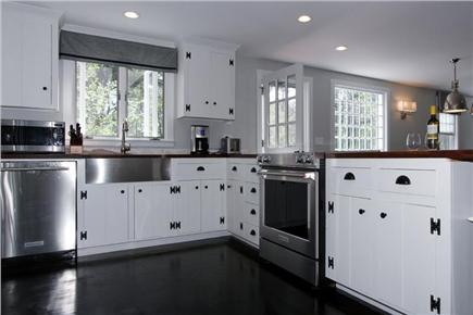 Orleans Cape Cod vacation rental - Fully equipped kitchen with stainless appliances