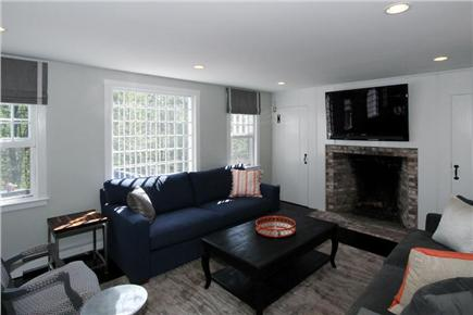Orleans Cape Cod vacation rental - Spacious living area open to kitchen and dining area