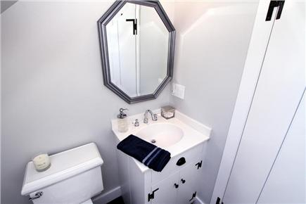 Orleans Cape Cod vacation rental - 2nd floor guest bathroom