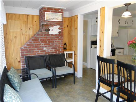 South Dennis Cape Cod vacation rental - Quaint sun room, great for relaxing