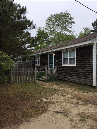 Eastham Cape Cod vacation rental - Exterior South