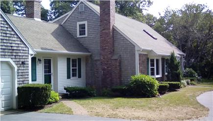West Falmouth Village Cape Cod vacation rental - 2400 sq. feet. Room to park 6 cars. At  end of a dead end road.