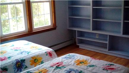 West Falmouth Village Cape Cod vacation rental - Upstairs Bedroom-Two twins.