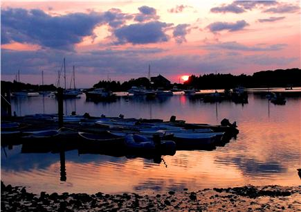 West Falmouth Village Cape Cod vacation rental - West Falmouth Harbor. 4 min. away. Kayak, clam, swim.