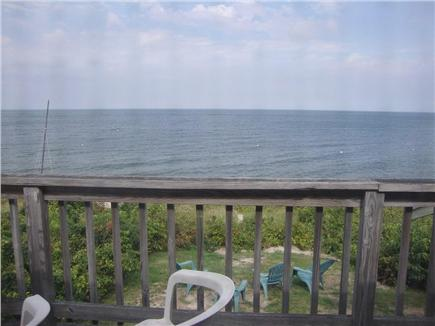 Brewster Cape Cod vacation rental - View from the upstairs deck