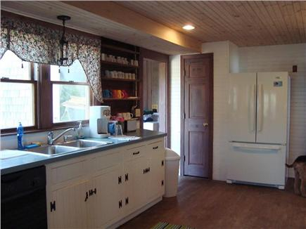 Brewster Cape Cod vacation rental - Fully equipped main kitchen with new appliances