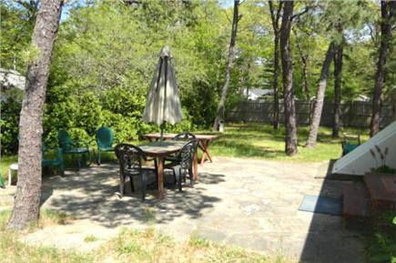 West Yarmouth Cape Cod vacation rental - Outside dining