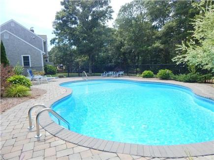 Scargo Hill/Dennis Village Cape Cod vacation rental - Gated salt water pool