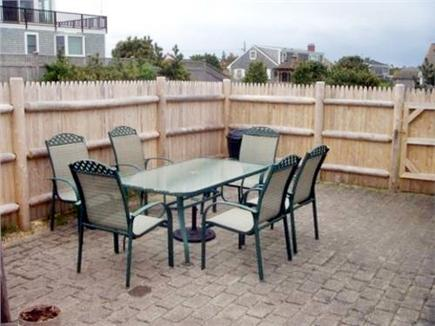 Chatham Cape Cod vacation rental - Back Patio