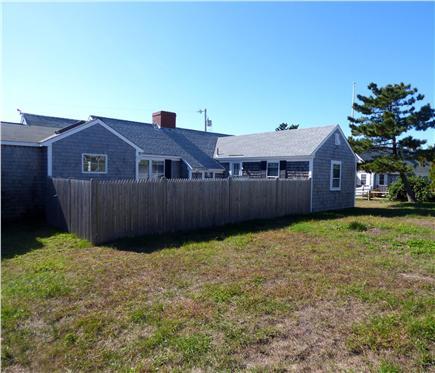 Chatham Cape Cod vacation rental - Backyard