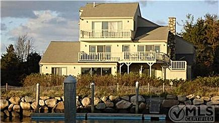 West Yarmouth Cape Cod vacation rental - Dock and Decks