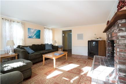 East Dennis Cape Cod vacation rental - Living Room