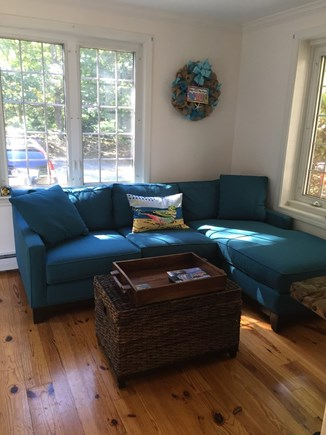 Centerville Centerville vacation rental - Sunroom (with TV)