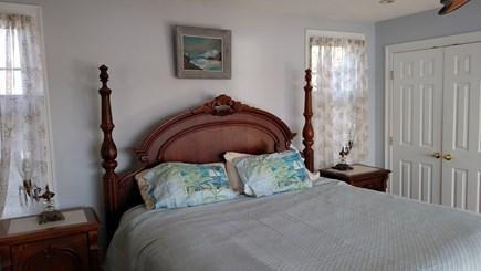 Pocasset, Bourne Pocasset vacation rental - Master bedroom with king bed