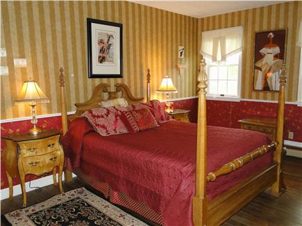 East Dennis Cape Cod vacation rental - Queen bed master