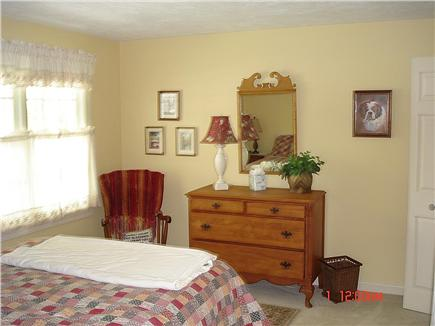 East Falmouth Cape Cod vacation rental - Front bedroom with queen bed