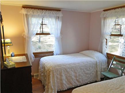 South Wellfleet Cape Cod vacation rental - Second bedroom - 2 twin beds