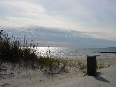 West Dennis Cape Cod vacation rental - Private beach just steps away!
