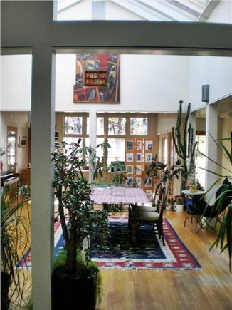 Wellfleet Cape Cod vacation rental - Enter into this grand light filled space.