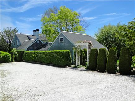 Chatham Cape Cod vacation rental - Entrances to house and gardens