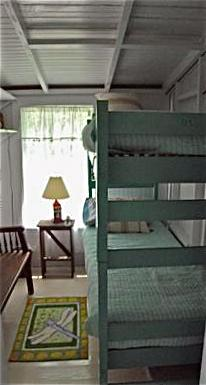 North Eastham Cape Cod vacation rental - Bedroom #3- The bunk room- kids love it!