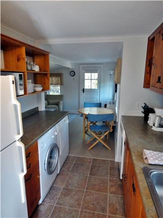 Chatham Cape Cod vacation rental - Kitchen looking into living/dining area