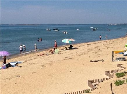 Eastham Cape Cod vacation rental - Private beach right below the house