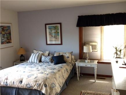 Eastham Cape Cod vacation rental - First floor guest bedroom with queen bed