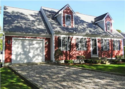 South Yarmouth Cape Cod vacation rental - Cape Cod style home on corner lot, large yard