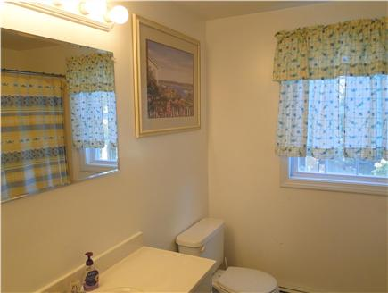 South Yarmouth Cape Cod vacation rental - Upstairs full bathroom, second bathroom downstairs