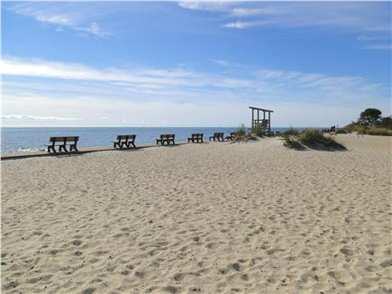 South Yarmouth Cape Cod vacation rental - Parkers River Beach thats 8/10 of a mile away
