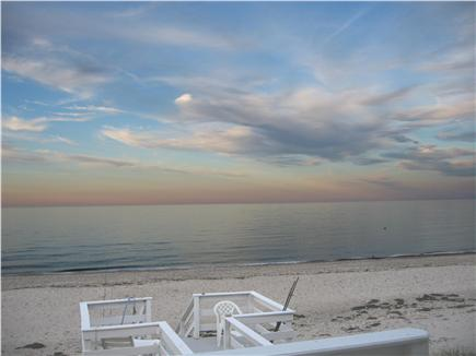 East Sandwich Cape Cod vacation rental - The sea deck to view the beauriful Cape sky and sunsets