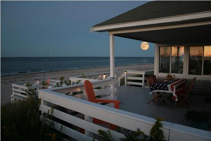 East Sandwich Cape Cod vacation rental - Evenings are tranquil