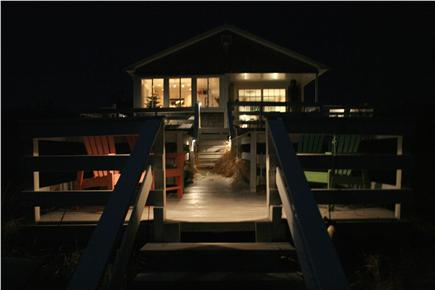 East Sandwich Cape Cod vacation rental - the nights as well with star gazing ... amazing!