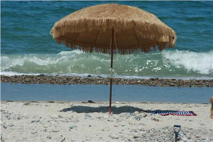 East Sandwich Cape Cod vacation rental - The beach is wonderful to walk and rest