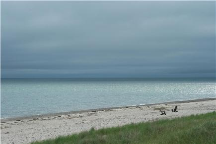 East Sandwich Cape Cod vacation rental - and with clouds