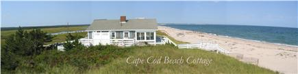 East Sandwich Cape Cod vacation rental - on private Spring Hill Beach is Cape Cod Beach Cottage